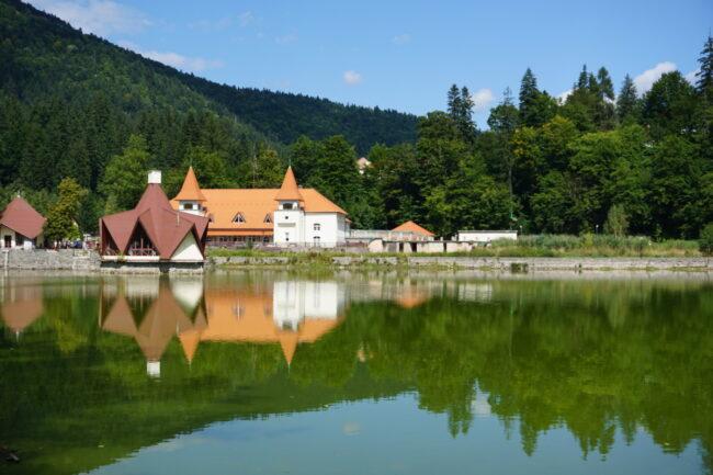 Lacul Ciucas Baile Tusnad