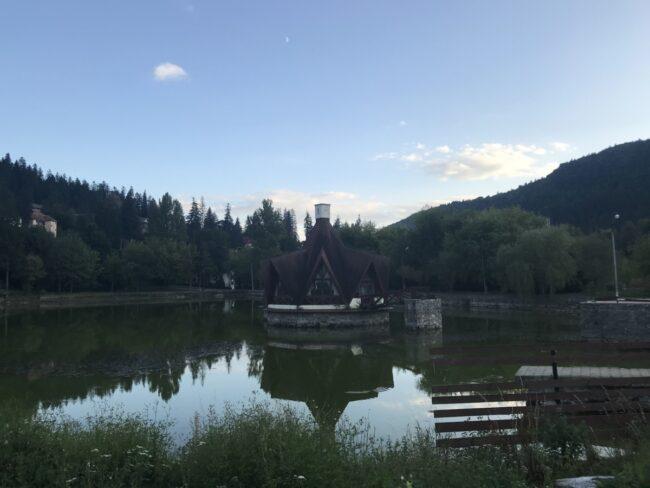 Lacul Ciucas Poze