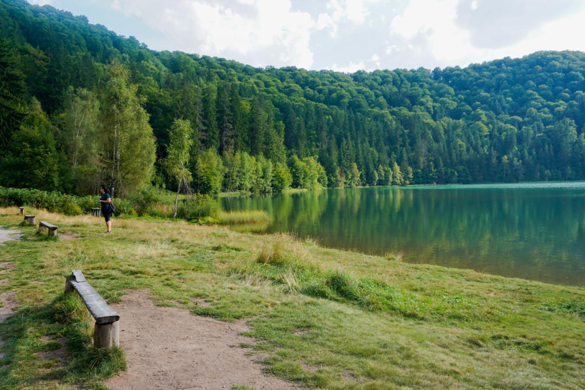 Lacul Sfanta Ana Fotografii