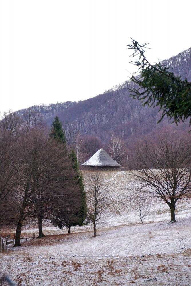 Manastirea Prislop Peisaje Calatorie