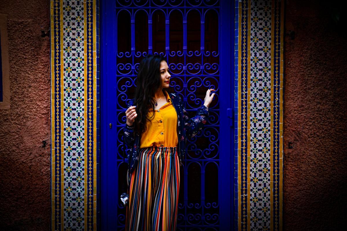 Strazi Marrakech Maroc