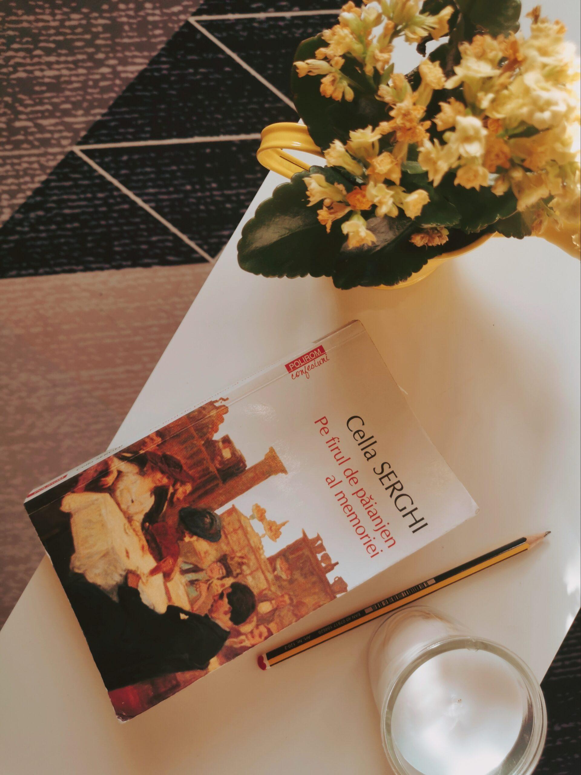 """Despre a fi femeie, a deveni scriitoare și o iubire neîmplinită: """"Pe firul de paianjen al memoriei"""", de Cella Serghi"""