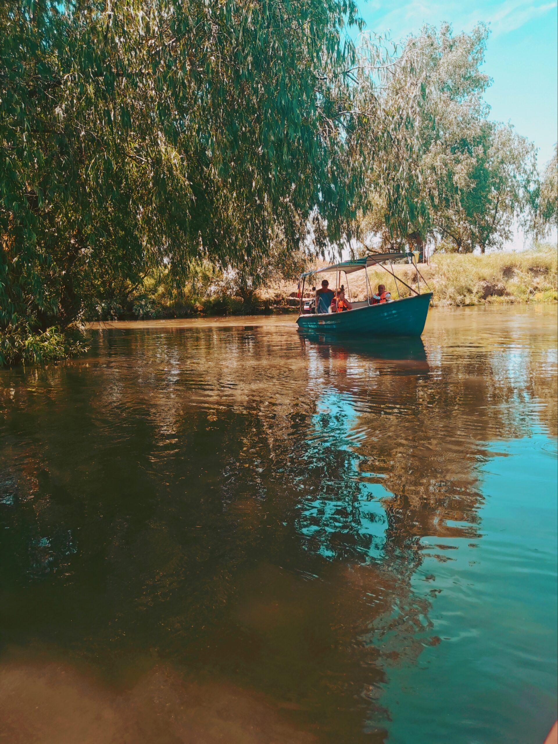 Barca Delta Dunarii