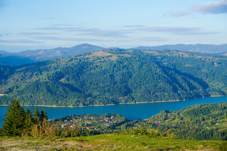 Lacul Bicaz Ceahlau