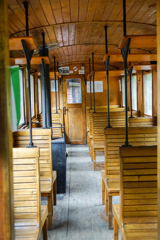 Mocanita Maramures Tren