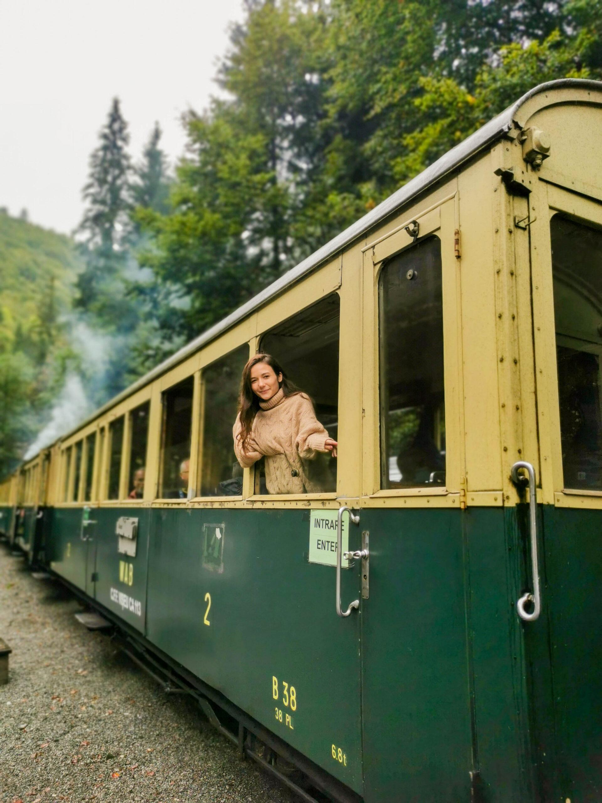 Mocanita Tren Maramures