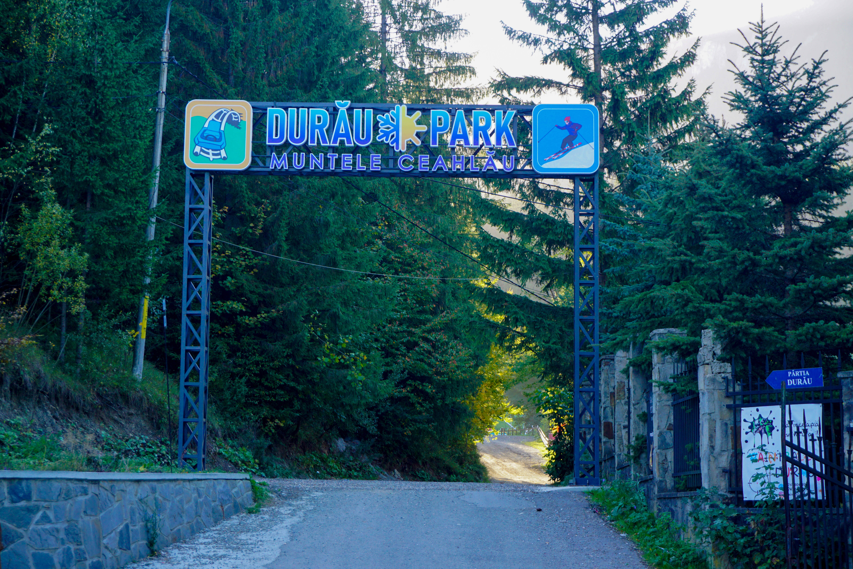 Parcul Durau